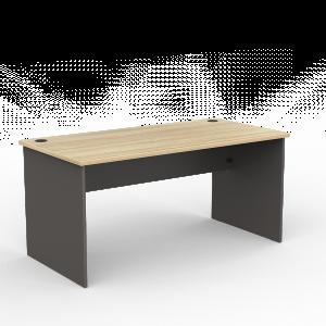 MF1 Slab-End Desk
