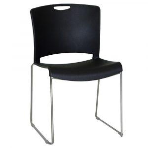 Pixar Visitor Chair - Black