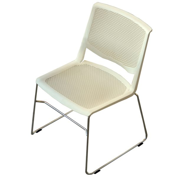 Soni Chair - White