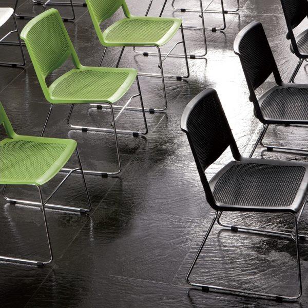 Soni Chair - Layout