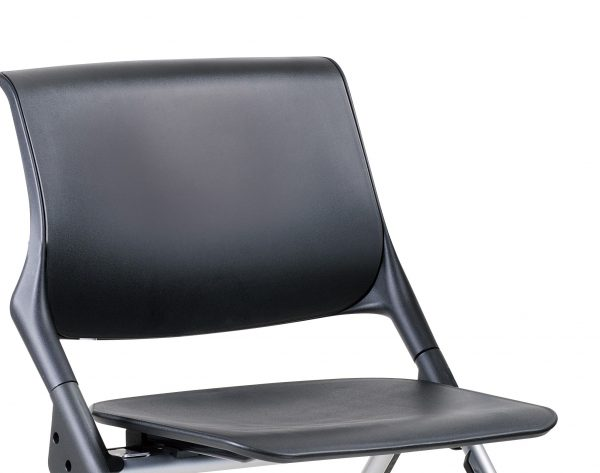 Cenex Mobile Visitor Chair - Plastic