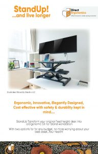 Direct Ergonomics StandUp Catalogs