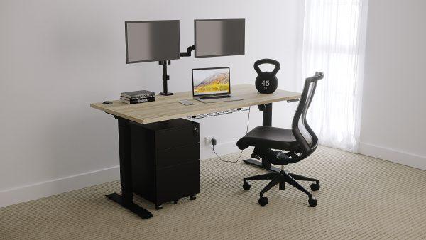Quickshift Desk Scene